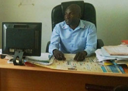 Mr. Ebu John Michael Community Development Officer (CDO) Of Lumino Sub County, Busia District